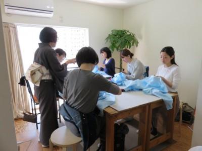 「替え袖作りワークショップ」のお知らせ Vol.3 10/22(土)