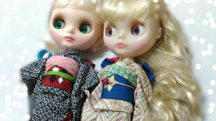 7/26(金)ブライスちゃん着物ワークショップ☆@天満橋